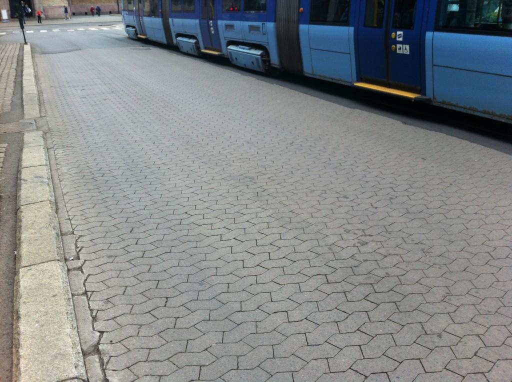 Trinkelės Oslo centre